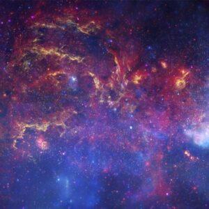 آسمان مجازی کهکشان 2x3-45